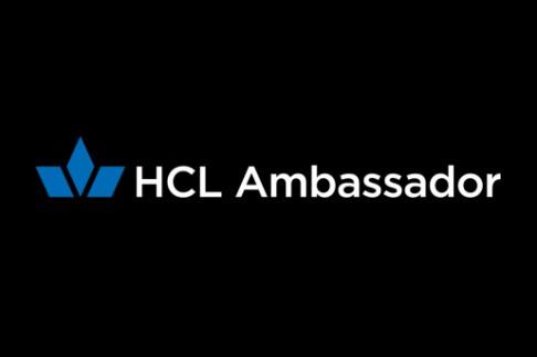 Ocenění HCL Ambassador 2021