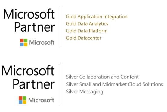 Získali jsme nové Microsoft Partner kompetence
